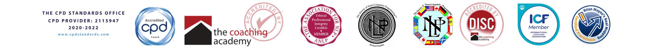 Accreditations held by Dr Eva Mantzourani