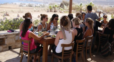 Tao's Center, Paros island (Cyclades), Greece 22–29 September 2019