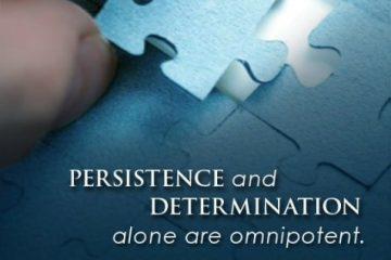 Brilliant Persistence
