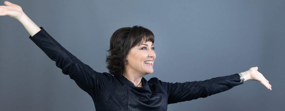 Coach and NLP trainer Dr Eva Mantzourani