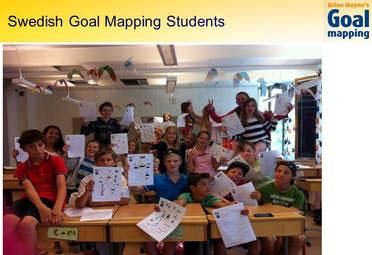 Swedish Goal Mapping students